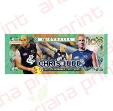 Chris Judd - Australian 100 Dollar Novelty Money
