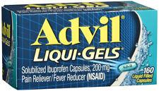 ADVIL LIQUIGEL 160CT