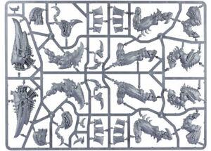 40K Warhammer Tyranids: Tyranid Exocrine / Haruspex Bits: Multi Parts Listing
