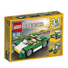 LEGO Autos mit Creator Karton