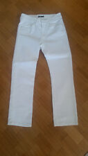 Jeans von Angels Gr. 34 Weiß, Kurzgröße,, Modell Cici