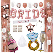 Bridal Shower Decorations by Serene Selection, Bachelorette Party Supplies, Rose