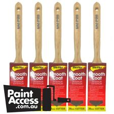 Paint Brushes/Uni-Pro Paint Brushes Synthetic Sash Cutter 38mm (Pack of 5)