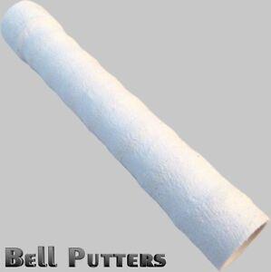 Tacki-mac Hockey Stick Grips-Command Rib Ribbed White Wrap Grip-Select Quantity