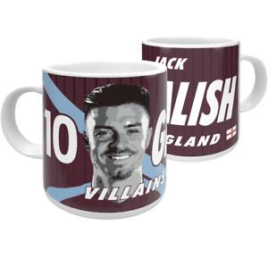 Aston Villa Jack Grealish Mug