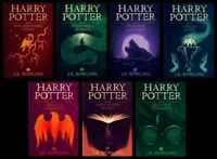 Harry Potter Book Set The Complete Collection by J.K. Rowling (Digital Edition)