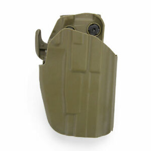 Tactical Universal Right Hand OWB Pistol Holster Fit Glock 17 18 19 22 23