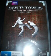 Fawlty Towers The Complete Collection Remastered (Aust Region 4) DVD – New