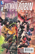 BATMAN & ROBIN ETERNAL #1-26 Complete Set!