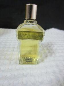 Vintage Lancome Magie 1 oz eau de cologne 90 degrees 95% full