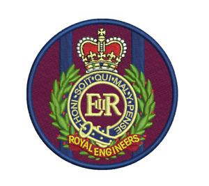 Royal Engineers Badges