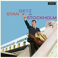 Stan Getz - Stan Getz in Stockholm [New Vinyl LP] 180 Gram, Spain - Im