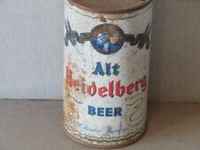 Alt Heidelberg. Solid. Colorful. Flat Top