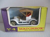 MATCHBOX Models of Yesteryear Y-4 1909 Opel Coupe weiß OVP BOX