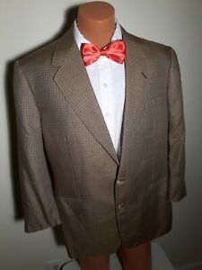 Oxxford Clothes...Sport Coat...44R...Camel Hair & Silk