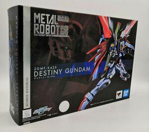 BANDAI METAL ROBOT SPIRITS DESTINY GUNDAM BRAND NEW UNOPENED UK SELLER