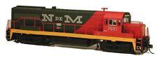 gauge H0 - Diesel Locomotive GE U25B Nacionales de Mexico with Sound 23839 Neu