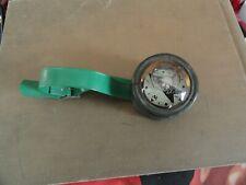 Rare Vintage Taylor Scuba Diver Marine Wrist Compass Navigator Green with Band