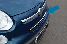 Chrome Avant Calandre Accent Bordure Housse Bande pour s'adapter FIAT 500 L TREKKING (2012+)