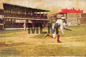 Red Belt Cincinnati Reds Baseball Morgan Stationery Sports Postcard AA43350
