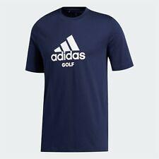 adidas Golf T-Shirt - navy - medium