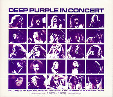 Deep Purple in Concert 1970/1972 2cd NUOVO