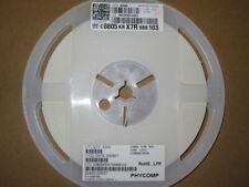 Phycomp SMD Kondensator SMT Capacitor 10nF 50V 10% 0805 4000x