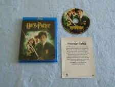 HARRY POTTER AND THE CHAMBER OF SECRETS (Blu-Ray 2007, 1 Disc) Good Condition