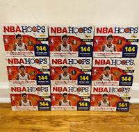 2020-21 PANINI NBA HOOPS BASKETBALL MEGA BOX LAMELO EDWARDS RC PRIZM 144 CARDS