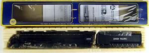 AHM 5114B UP 4-8-8-4 Big Boy Steam Locomotive #4005 HO Scale