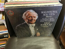 Willi Boskovsky Waldteufel Waltzes Album 2 vinyl LP NM LSO 1978 in shrink