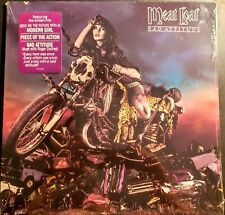 """MEAT LOAF - BAD ATTITUDE - """" VIMYL"""" NEW, FACTORY SEALED - 1985 RELEASE"""