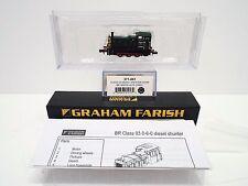GRAHAM FARISH 371-061 CLASS 03 DIESEL SHUNTER D2388 L/C BRAND NEW BOXED (N219)