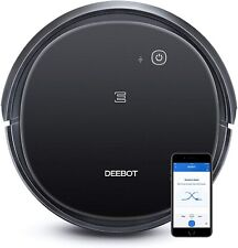 New Ecovacs DEEBOT 500 Robot Vacuum Cleaner w Max Power Suction, Up to 110 min