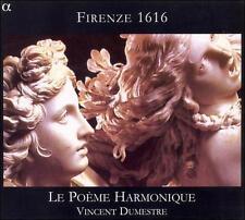 Firenze 1616, New Music