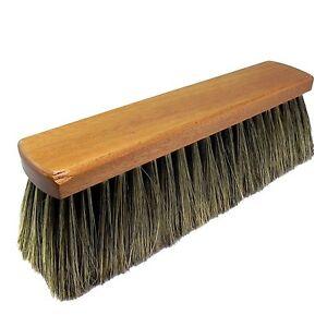 """Car Wash Flat Back Brush 12"""" No Handle Hole Window Washer"""