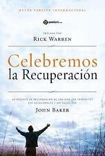 NEW - Biblia Celebremos la recuperacion - NVI (Spanish Edition)