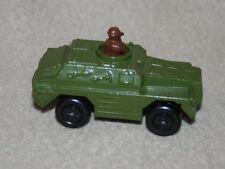 Vintage Matchbox Lesney Rolamatics No. 28 Stoat Military vehicle