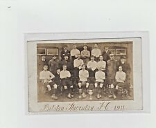 STAFFORDSHIRE . BILSTON THURSDAY FC. 1911.