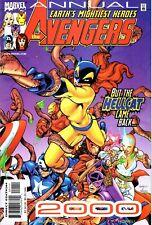 Avengers Annual 2000 Nm HELLCAT / PATSY WALKER APPEARANCE