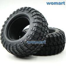 4 Stück RC 1/10 96mm 1.9 inch Reifen Tires für 1/10 RC 4WD Axial Tamiya Crawler