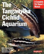 Lake Tanganyika Cichlid Aquarium (Complete Pet Owner's Manual), New Books