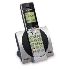 New Vtech Cs6919 Expandable Cordless Phone, Silver/Black - Box Opened!