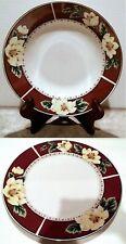 ,Dinner Plates in Gibson Everyday Housewares Pattern Magnolia Bloom, Tableware