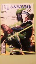 comics DC universe n°25