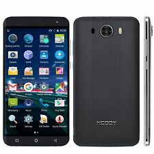 "Unlocked 6""INCH Android CELL Phone Smartphone 2 Dual SIM 3G GSM 4 Quad Core ATT"