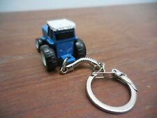 FORD NEW HOLLAND BLUE TRACTOR KEY CHAIN