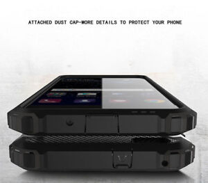 For Samsung Galaxy 7 Edge, Note 8, S8, S9 , S8+ Shockproof Strong Bumper Case