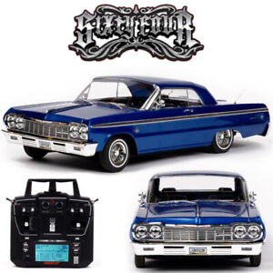 Redcat SixtyFour 1964 Chevrolet Impala SS Hopping Lowrider RTR Blue