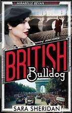 British Bulldog by Sara Sheridan (Paperback, 2016) New Book